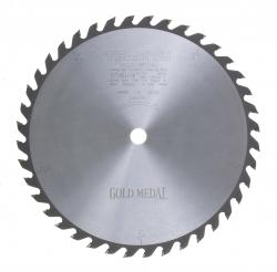 "Tenryu 10"" 40T Gold Medal .125"" Kerf General Purpose Saw Blade 5/8"" Bore"