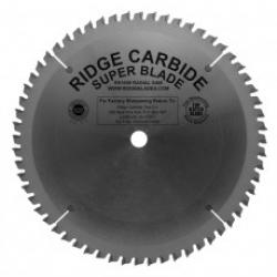 "Ridge Carbide 12"" 60T 1"" Bore RS1000 Radial/Miter Saw Blade"